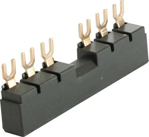 WEG Fázissínek oldalsó segédkapcsolóval BBS54-2 2 kapcsoló