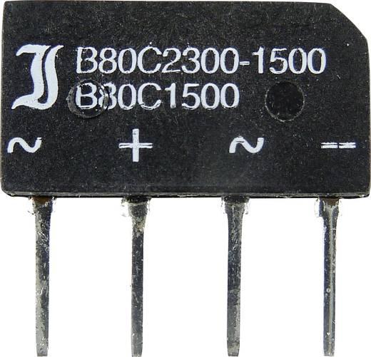 Szilícium hídegyenirányító B250C1500/1000 600V