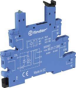 Csavaros foglalat a DIN-sínre 34-es sorozathoz, Finder 93.01.0.024 Finder