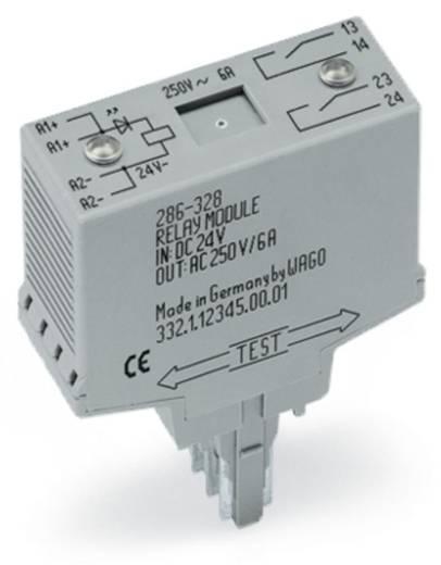 Relé modul 2 záró 250 V, WAGO 286-328/004-000