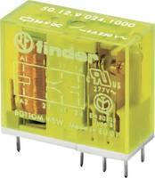 Finder biztonsági relé, 24 V/DC, 400 V/AC 8A, 2 váltós, 50.12.9.024.5000 (50.12.9.024.5000) Finder