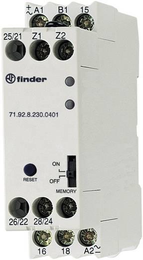 Hőmérséklet felügyeleti relé hibatárolóval, PTC-vel, Finder 71.92.8.230.0001