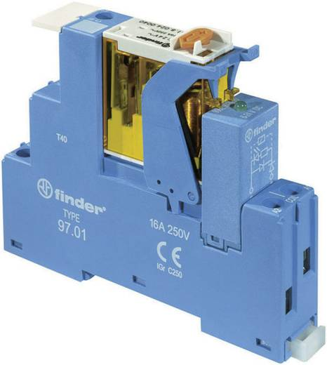 Finder kapcsoló relé, 230V/AC, 2 váltó, 8A, 4C.02.8.230.0060