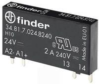 Teljesítmény relé, elektronikus, 34.81.7.024.8240 (34.81.7.024.8240) Finder