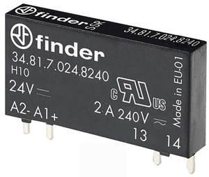 Teljesítmény relé, elektronikus, 34.81.7.024.8240 Finder