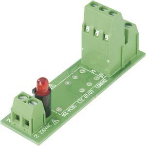 Reléfoglalat relé nélkül, Tru Components REL-PCB5 (503331) TRU Components