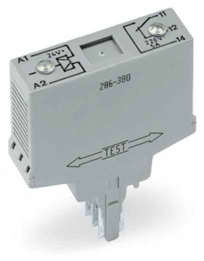 Relé modul 1 váltó 250 V, WAGO 286-381