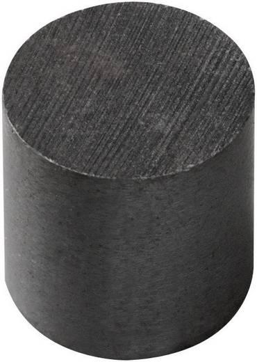 Mágnes rendszer Ø 10 x 10 mm, anyag: BaO, 0,365 T, Elobau 300010