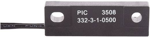 Reed érzékelő 1 záró 1,5 A 200 V/DC/250 V/AC 50 W, PIC MS-332-6