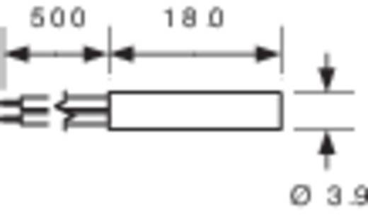 Hengeres Reed érzékelő 1 záró 0,7 A 180 V/DC/ 130 V/AC 10 W, MS-2XX PIC MS-213-3