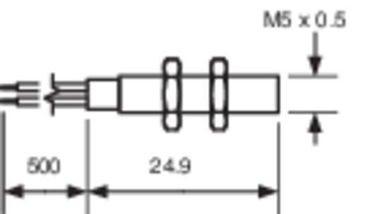Miniatűr Reed érzékelő 1 záró 0,7 A 180 V/DC/ 130 V/AC 10 W, PIC MS-225-3