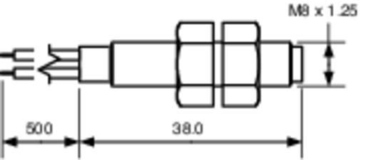 Reed érzékelő 1 váltó 0,25 A 175 V/DC/ 120 V/AC 5 W, PIC MS-228-4