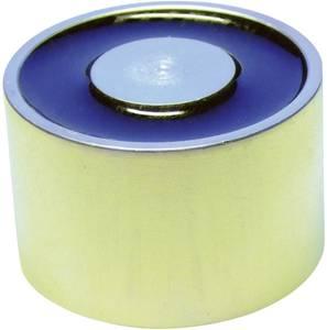 Elektromágnes, nem mágneses (áramtalan állapotban), 24 V/DC, 600 N, M5, Tremba GTO-40-0.5000-24VDC, 1 db Tremba