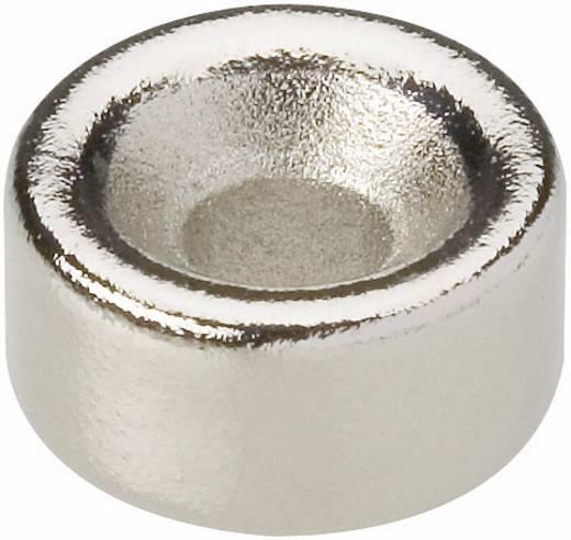 Tartós teljesítmény mágnes 10x5 mm