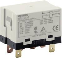 Nagy teljesítményű relé 24 V/AC 2 záró, 25 A 250 V/AC, 5500 VA, Omron G7L-2A-T 24 VAC (G7L-2A-T 24 VAC) Omron