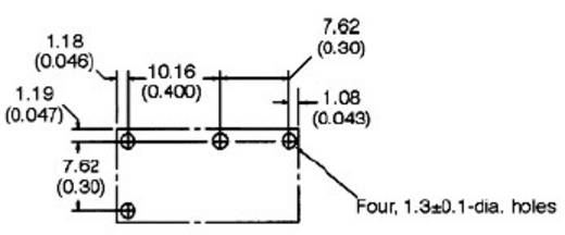 Kompakt teljesítményrelé 12V/720W