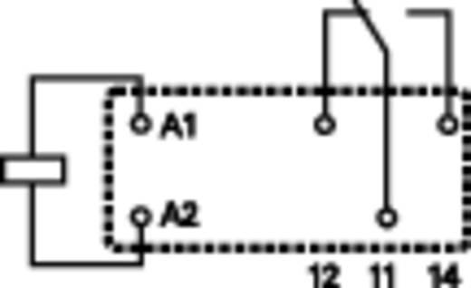 Nyák-teljesítményrelék, RT, 12 A, 1 x váltó