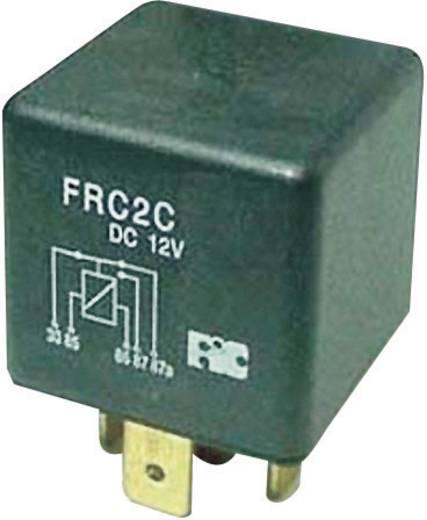 Autó relé, 1Xát 50A FRC2C-1-DC24V