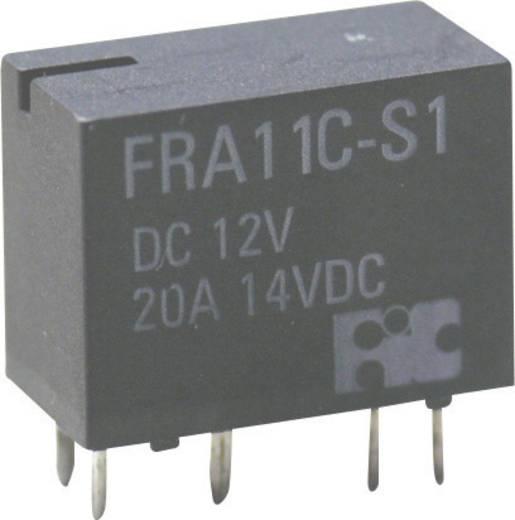 Autó relé, 1Xát 20A FRA11C-S1-DC12V