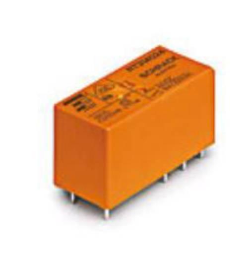Nyák teljesítmény relé 12 V/DC 1 záró 16 A 250 V/AC/400 V/AC 4000 VA, TE Connectivity RTS3L012