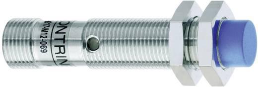 Induktív közelítés kapcsoló M12, kapcsolási távolság: 4 mm, Contrinex DW-AS-617-M12-069