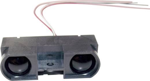 Távolság érzékelő, hatótáv: 100- 550 cm, 5 V/DC, Sharp GP2Y0A710K0F