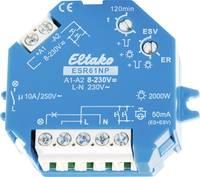 AP/UP áramimpulzus-kapcsoló, 1 záró érintkező 10 A, Eltako 61100001 ESR61NP (61100001) Eltako