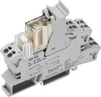 Sínre szerelhető foglalat biztonsági relével SR2M, 2 váltó 6 A, WAGO 788-384 WAGO
