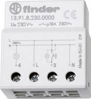 Impulzusos timer (10 perc), Finder 13.91.8.230.0000 (13.91.8.230.0000) Finder