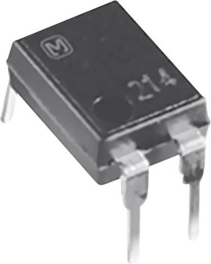 PhotoMOS relé, pólusszám: 4, tűs 1 záró 60 V DC/AC 1100 mA, Panasonic AQY212GH