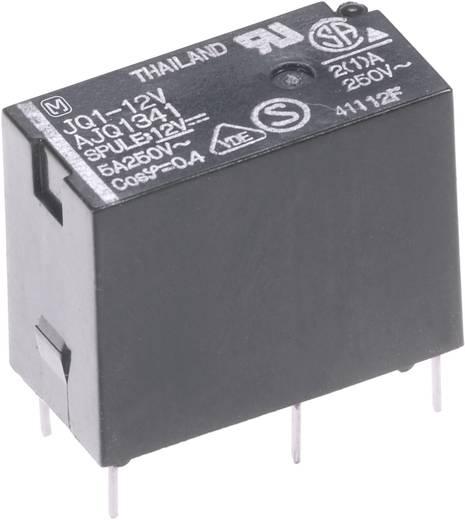 Teljesítmény relé 5 V 1 záró, 5 A 110 V/DC 250 V/AC 625 VA, Panasonic JQ1AB5F