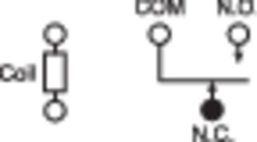 Teljesítmény relé 12 V 1 váltó, 5 A (záró)/2 A (nyitó) 110 V/DC 250 V/AC, Panasonic JQ1B12F