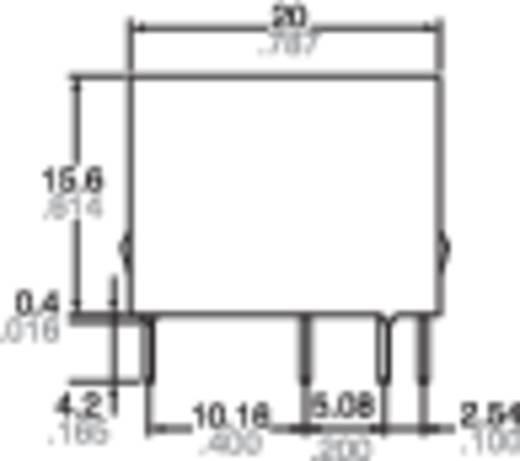 Teljesítmény relé 5 V 1 váltó, 5 A (záró)/2 A (nyitó) 110 V/DC 250 V/AC, Panasonic JQ1B5F