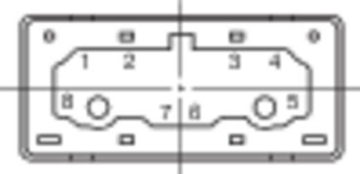 Teljesítményrelé, 12V 8A ST1 1A1B