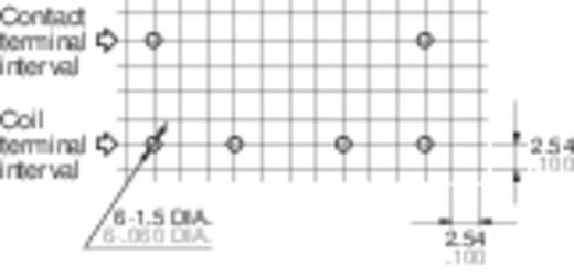 Teljesítményrelé, 2A 12V 8A ST2