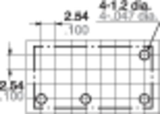 Teljesítmény relé 24 V 1 záró, 8 A 30 V/DC 250 V/AC 2000 VA/150 W, Panasonic DSP1A24