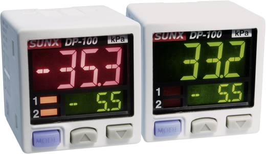 Miniatűr nyomásérzékelő -1 - +10 bar (±10 %) 12 - 24 V/DC, Panasonic DP112EPJ