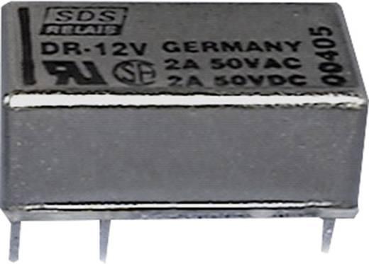 Nyák relé 5 V/DC 1 A 1 váltó Panasonic