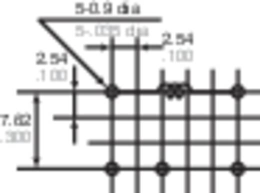 Jelzőrelé nyákba, 5 V 1 váltó 2 A 220 V/DC/250 V/AC 60 W/125 VA, Panasonic DS1EM5