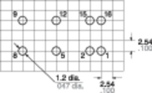 Nyákba ültethető relé foglalat DSP reléhez, Panasonic DSP2APS