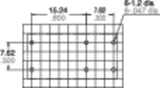 Teljesítményrelé, 1A1B 12V 8A DE1
