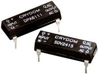 Elektronikus DIP nyák-teljesítményrelé, SDI-/SDV sorozat (SDV2415R) Crydom
