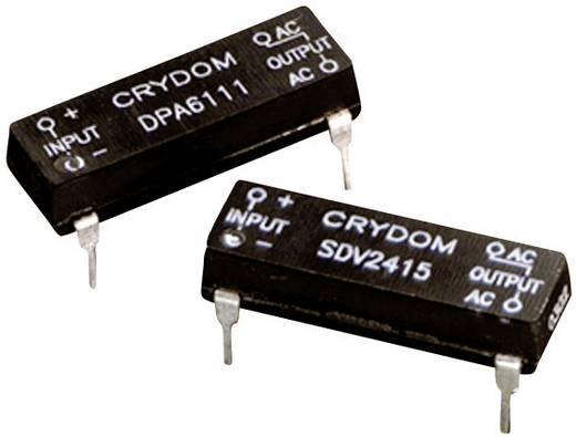 Elektronikus DIP nyák-teljesítményrelé, SDI-/SDV sorozat