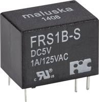 Kis relé 1 pólusú váltó 5 V/DC FiC