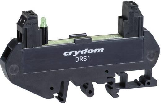 DIN sín foglalat CRYDOM félvezető relékhez, CRYDOM DRS1