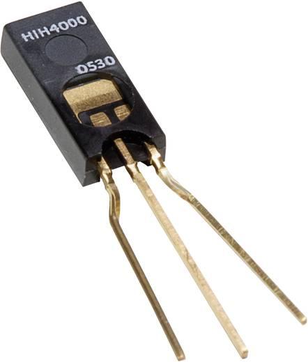 Páratartalom érzékelő szenzor, 0 - 100 %, -40...+85 °C, Honeywell HIH-4000-001