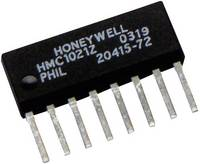 Honeywell magnetorezisztív érzékelő, 5-25V, SIP 8, HMC1021ZRC Honeywell AIDC