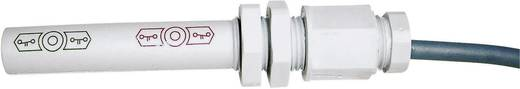 Reed mágnes kapcsoló, PG9 csavar, 0,8 A 250 V/AC/DC 80 VA, Secatec MKR13ARAK