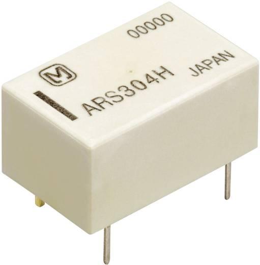 Nagyfrekvenciás nyák relé ARS 3 GHz Panasonic ARS1012 30 V/DC, 500 mA, monostabil, 12 V/DC, 1 váltó, aranyozott