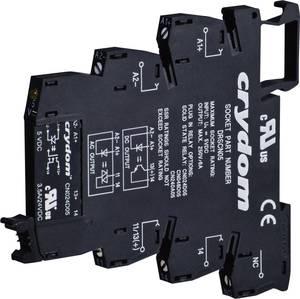 Elektronikus teljesítmény relé 3,5 A 0-24 V/DC, Crydom DRA-CN024D05 Crydom